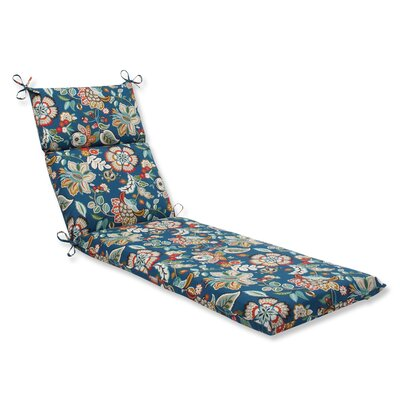Telfair Peacock Outdoor Chaise Lounge Cushion