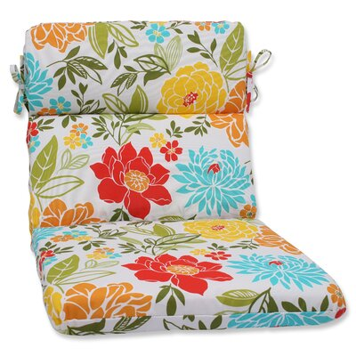 Spring Bling Outdoor Chaise Lounge Cushion