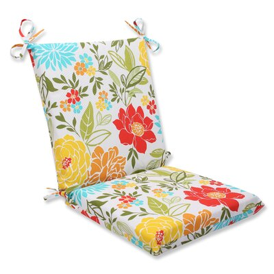 Spring Bling Outdoor Lounge Chair Cushion