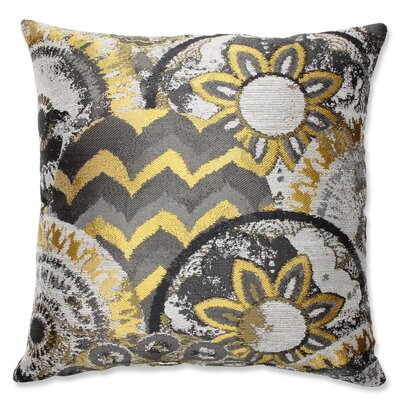Glory Dusk Throw Pillow Size: Small