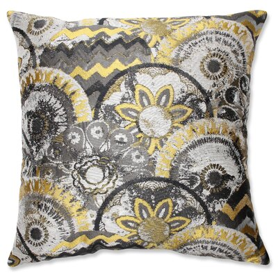Glory Dusk Throw Pillow Size: Large