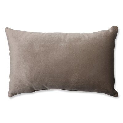 Belvedere Throw Pillow Color: Driftwood