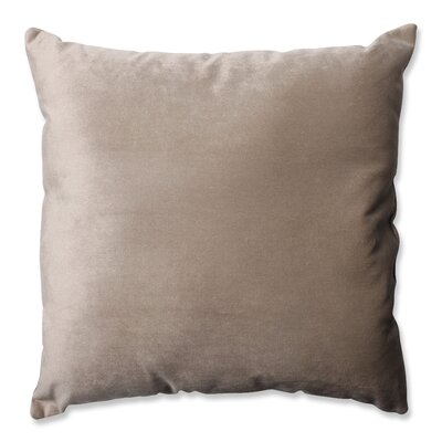 Belvedere Floor Pillow Color: Driftwood