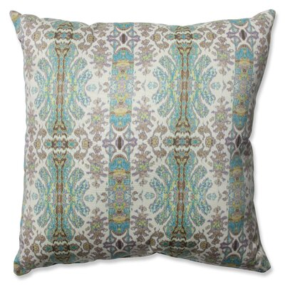 Rue Cotton Throw Pillow Color: Celestial