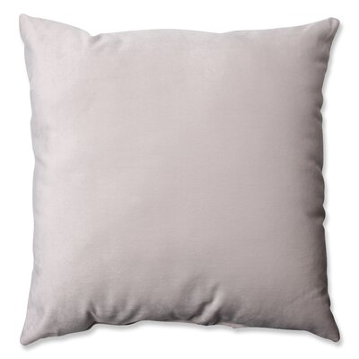 Belvedere Floor Pillow Color: Beach