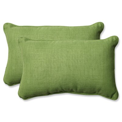 Rave Lawn Indoor/Outdoor Throw Pillow Size: 11.5 H X 18.5 W X 5 D