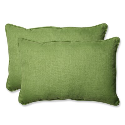 Rave Lawn Indoor/Outdoor Throw Pillow Size: 16.5  H  X 24.5 W X 5 D