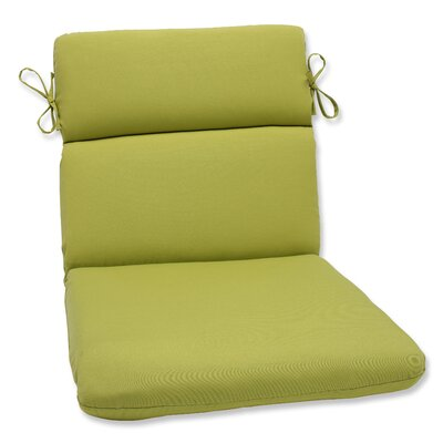Outdoor Chaise Lounge Cushion Fabric: Fresco Green