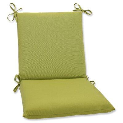 Outdoor Lounge Chair Cushion Fabric: Fresco Green