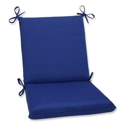 Fresco Outdoor Chair Cushion Color: Navy