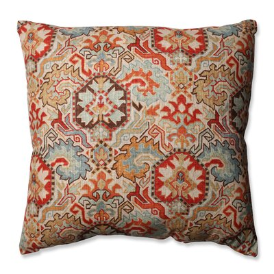 Madrid Floor Pillow Color: Persian