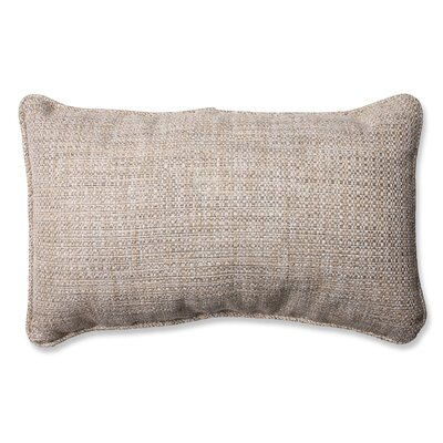 Schaumburg Rectangular Throw Pillow Color: Mica