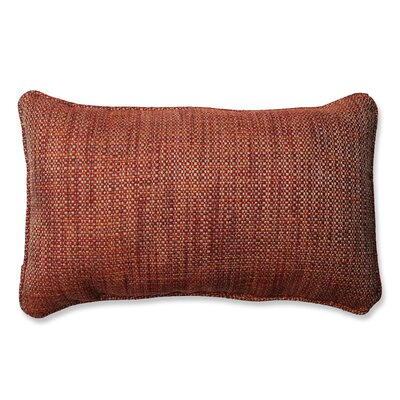 Schaumburg Rectangular Throw Pillow Color: Sedona