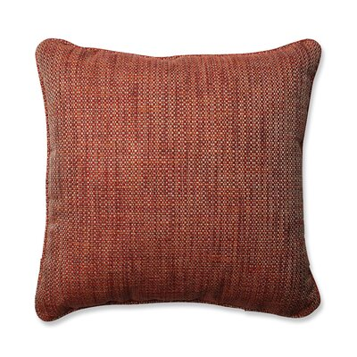 Tweak Throw Pillow Color: Sedona