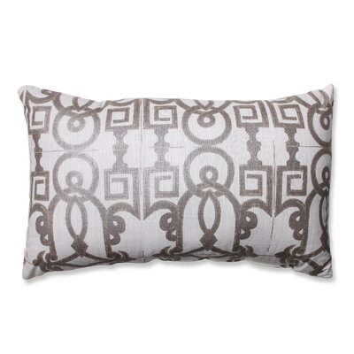 Seville Cotton Throw Pillow Color: Champagne