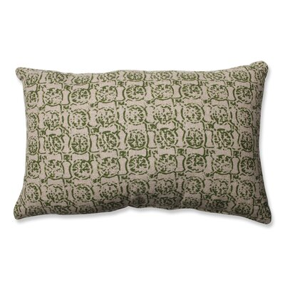 Castille Throw Pillow Color: Olive