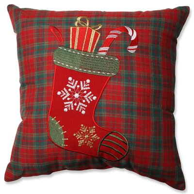 Christmas Stocking Throw Pillow