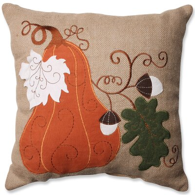 Chisolm Squash Throw Pillow