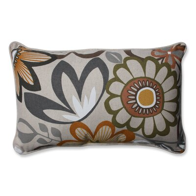 Breakaway Flagstone Throw Pillow Size: Rectangular