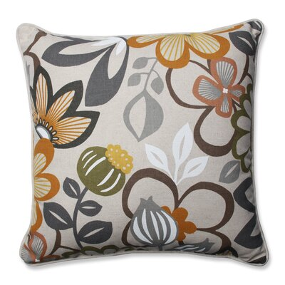 Breakaway Flagstone Throw Pillow Size: 18-inch