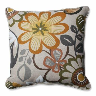 Breakaway Flagstone Throw Pillow Size: 16.5-inch