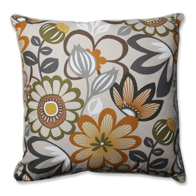 Breakaway Flagstone Throw Pillow Size: 25-inch