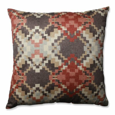 Cabin Fever Heather Cotton Throw Pillow Size: 24.5