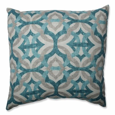 Aldovin Frost Throw Pillow Size: 16.5