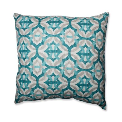 Aldovin Frost Throw Pillow Size: 24.5