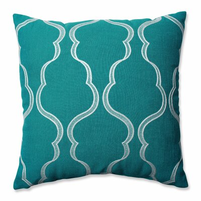 Cassie Throw Pillow Size: 18
