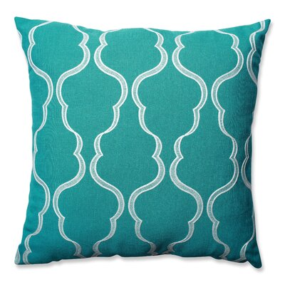 Cassie Throw Pillow Size: 24.5
