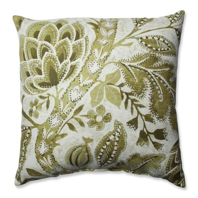 Java Tree Moss Cotton Throw Pillow Size: 18