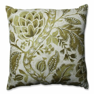 Java Tree Moss Cotton Throw Pillow Size: 24.5