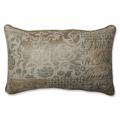 Documented Vermeil Lumbar Pillow