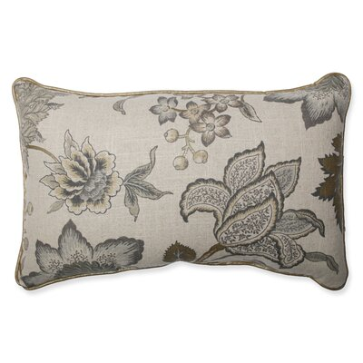Pillow Perfect Jacobean Flair Vermeil Lumbar Pillow