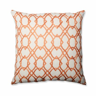 Forget Me Knots Throw Pillow Size: 24.5