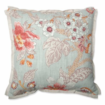 Cerulean Throw Pillow Size: 16.5-inch