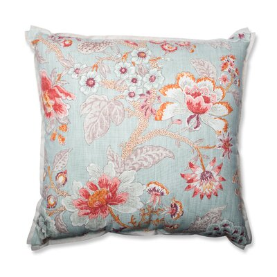 Cerulean Throw Pillow Size: 24.5-inch