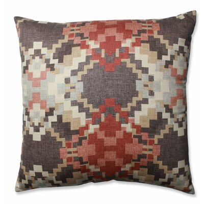 Cabin Fever Heather Cotton Throw Pillow Size: 18