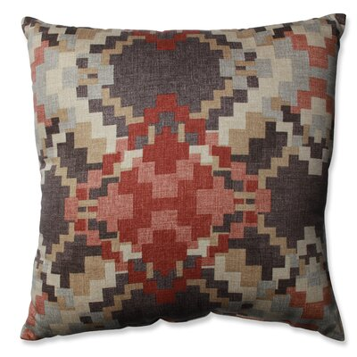 Cabin Fever Heather Cotton Throw Pillow Size: 16.5
