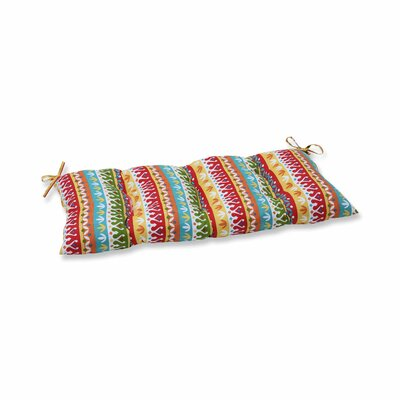 Cotrell Outdoor Bench Cushion Color: Garden