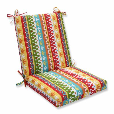 Cotrell Outdoor Dining Chair Cushion Color: Garden