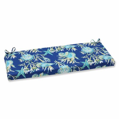 Daytrip Outdoor Bench Cushion Color: Pacific