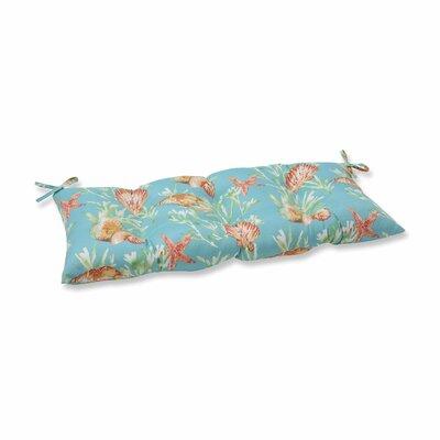Daytrip Outdoor Bench Cushion Color: Seaspray