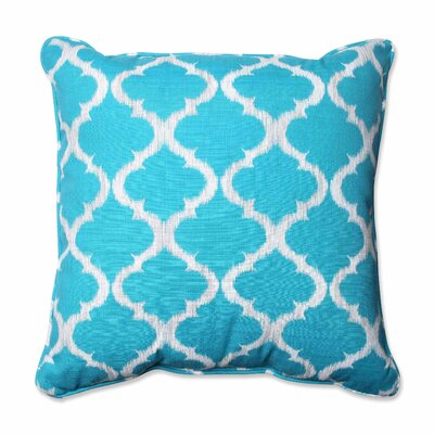 Kobette Indoor/Outdoor Floor Pillow Color: Teal