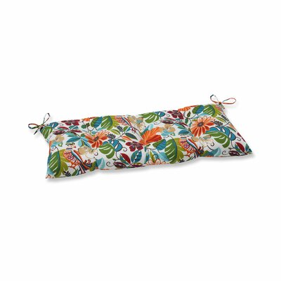 Lensing Outdoor Bench Cushion Color: Jungle