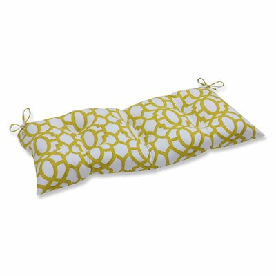 Claflin Outdoor Bench Cushion Color: Wasabi