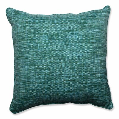 Remi Outdoor Floor Pillow Color: Lagoon