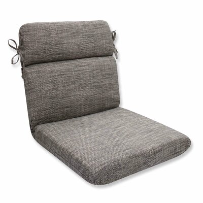 Remi Outdoor Dining Chair Cushion Color: Patina