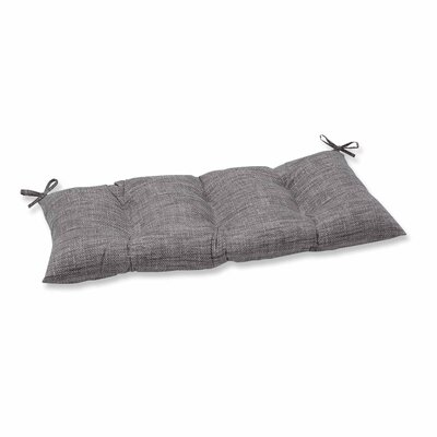Remi Outdoor Bench Cushion Color: Brown